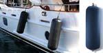 DEFENDA inflatable superyacht fenders