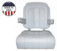 TACO Marine Captiva Helm Chair