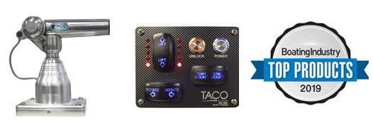 TACO Marine® GS-1000 outrigger mount