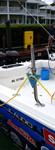 TACO Marine Shore Power Cable Holder